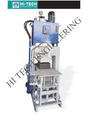 Hi Tech Engineering Hydraulic Paver Block Making Machine, Capacity: 2000, Ht-1017