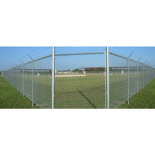 Chain Link Security Fences, For Playground And Park