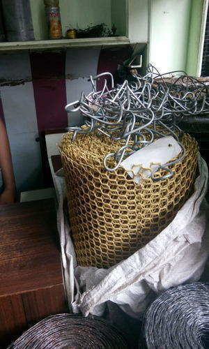 Steel Hexagonal Wire Netting