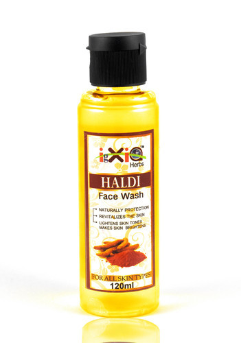 Igxia Herbs Haldi Face Wash, For Personal And Parlour