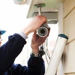 Offline CCTV Camera Installation Service, for Commercial