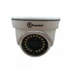 Trueview 3.6 mm 2 MP HD Dome Ultra IP IR Camera, Range: 20 meters