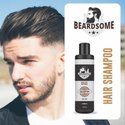 Beardsome Hair Fail Control Shampoo
