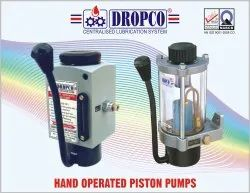 DROPCO 2-3 Mtrs. HAND OPERATED OIL PUMPS, Max Flow Rate: 4-12 Cc/Stroke, 400-2000 Cc