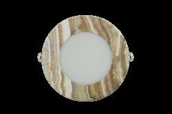 Round LED Panel Lights - Executive Series (Model No:- ZF -  E6SQ) 6W