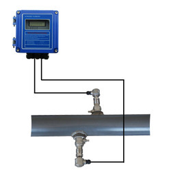 Ultrasonic Insertion Flow Meter