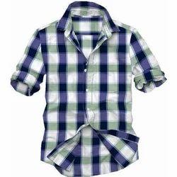 Checks Cuteok Mens Casual Shirt