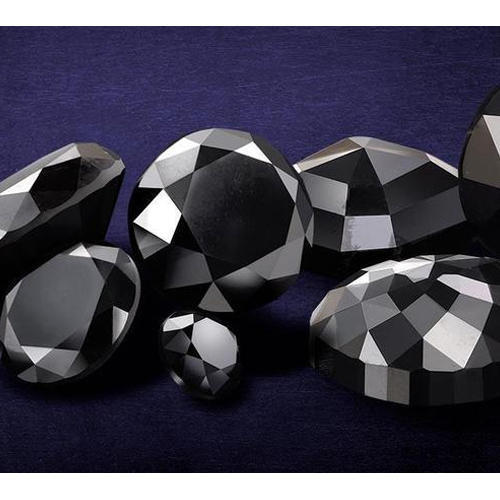 Conflict Free Natural Loose Black Diamond