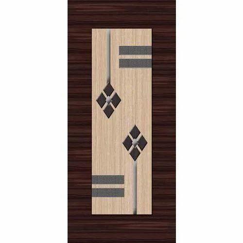 Exceptionnel Laminated Wooden Door