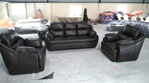 Leather Sofa Set 3 1 1