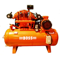 Single Stage Triple Cylinder Air Compressor
