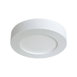 LED Edge Lit Round Panel Down Light - 11W