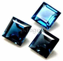 London Blue Topaz Gemstone