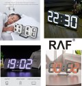 3D LED Digital Clock