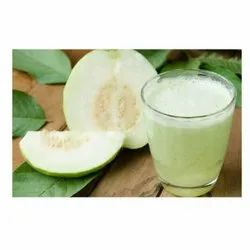 Canned White Guava Pulp