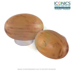 Wooden Perfume Cap