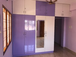 Double colour wardrobes