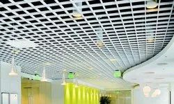 Open cell  Ceiling Work