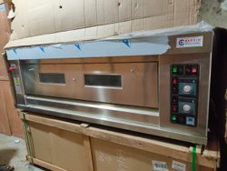 Single Deck 3 Tray Gas Bakery Oven