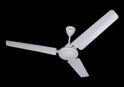 Breeze Ceiling Fan 1200 Mm White