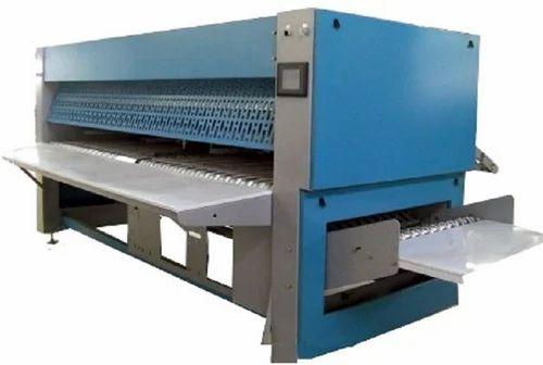 Bed Sheet Folding Machine Automatic Hotel Hospital Bed