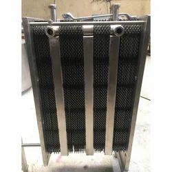 Stainless Steel Plate Heat Exchanger, Milk