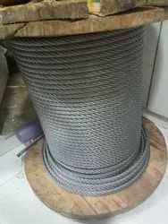 Stainless Steel Wire Rope 304 & 316 Grade
