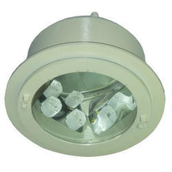 Flame Proof Well Glass Light
