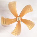5 Blade Plastic Fan