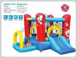 Bubble Play Centre 4 in 1