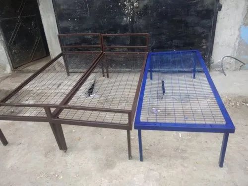 Maayaar Powder Coated Beds for Hostel