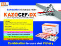 Cefixime Dicloxacillin Lactic Acid Tablets