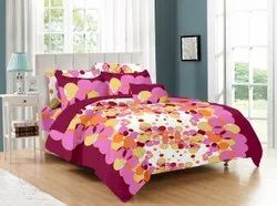 180 Thread Count Printed Bed Sheet