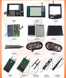 Staubli Jacquard Keypad, Display, Connecting Cable, Cl Card, Module Hook M4, Quick Link
