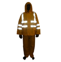Reflective Safety Rain Suit