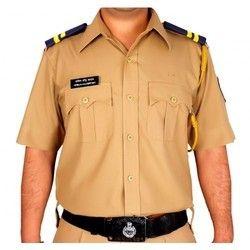 Police Uniform Fabrics