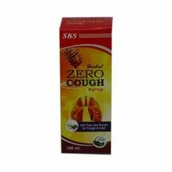 Herbal Zero Cough Syrup