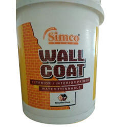 Matt Acrylic Primer Simco Waterbase Exterior Primer, Packaging Size: 20, Packing Size: 20 Litre