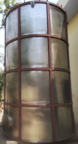 Stainless Steel Paint Storage Tanks