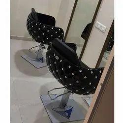 Printed Salon Chair