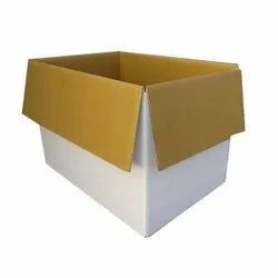 HDPE Laminated Corrugated Boxes, Weight Holding Capacity (Kg): 10 - 25 Kg, Material Thickness: 5 - 10 mm