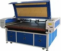 Cloth And Fabric Laser Cutting Machine