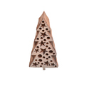Christmas Tree Shape Wooden Printing Block