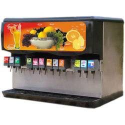 Soda Fountain Automatic Machine