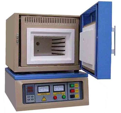Microprocessor Based Furnace at Rs 45000/piece | High Temperature Muffle  Furnace | ID: 4196080548