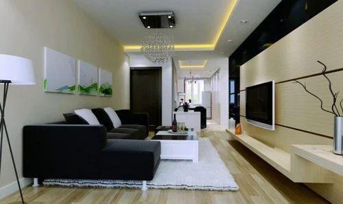 Read More · Living Room Interior Designing