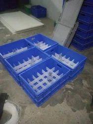 1L Milk Bottle Crate