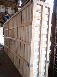 Rectangular Wooden Packing Crates