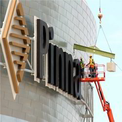 Sign Board Installation Service