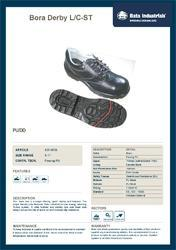 Bata Safety Shoes-PU Sole